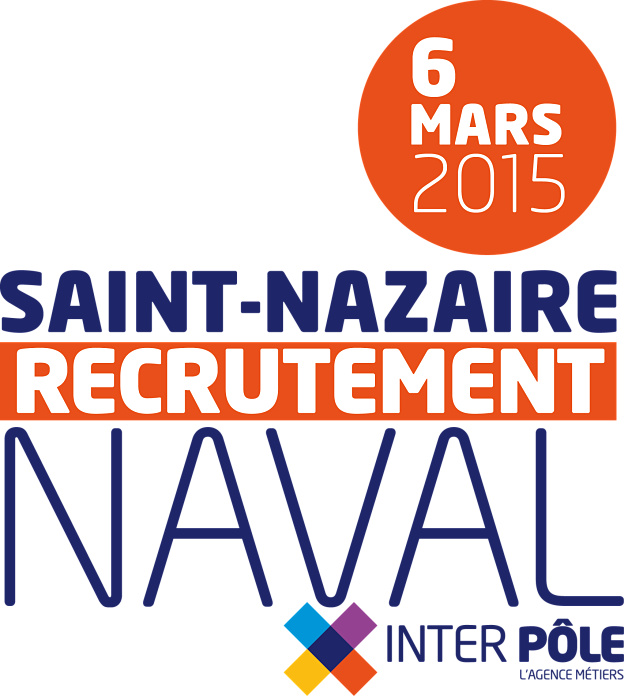 salon du recrutement naval saint nazaire regionsjob. Black Bedroom Furniture Sets. Home Design Ideas