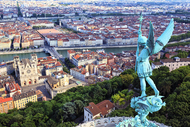 lyon   m u00e9tropole la plus attractive de france