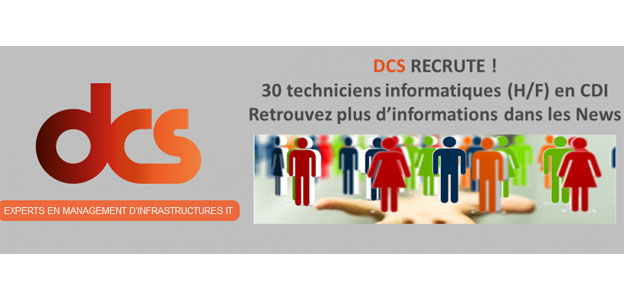 dcs easyware organise des journ u00e9es job dating pour