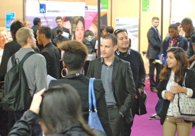 33 me dition du job salon distribution paris parisjob for Job salon distribution