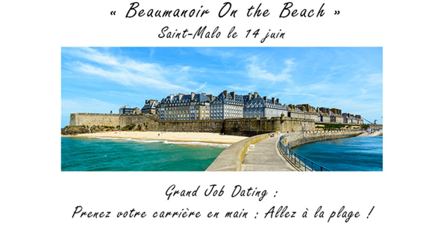 u00ab beaumanoir on the beach  u00bb   ne ratez pas la journ u00e9e recrutement du groupe