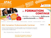 Le groupe IPAC lance IPAC Formation Continue