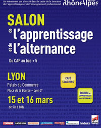 8 me salon de l 39 apprentissage et de l 39 alternance lyon