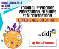 Le CIDJ organise un forum emploi et stage à l'international